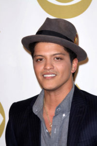 Bruno Mars Libra Daily Horoscope
